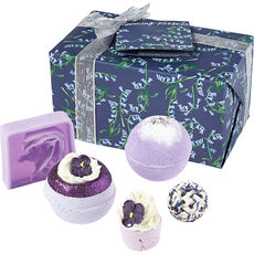 Bomb Cosmetics Blooming Bluebells, Seifen-Set
