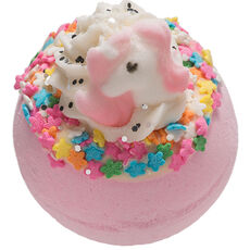Bomb Cosmetics I believe in unicorns, Badekugel, 160 g