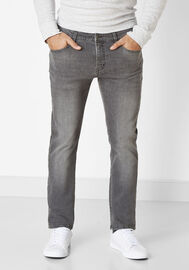 Redpoint Stretch 5-Pocket Jeans Barrie, light stone used