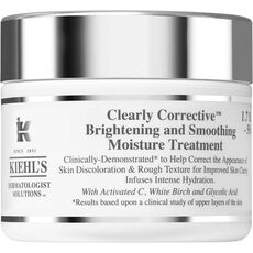 Kiehl's Clearly Corrective Brightening Smoothing Moisture Treatment, 50 ml