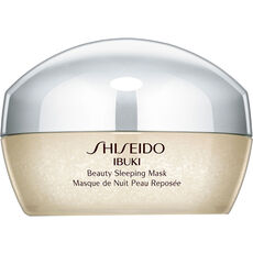 Shiseido Ibuki Beauty Sleeping Mask, 80 ml
