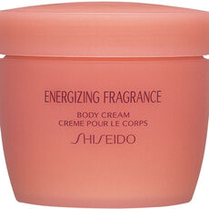 Shiseido Energizing Fragrance Body Cream, 200 ml