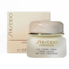Shiseido Facial Concentrate Eye Wrinkle Cream, 15 ml