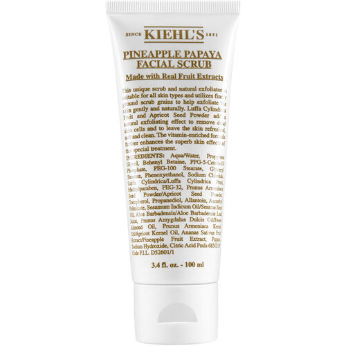 Kiehl´s Pineapple Papaya Facial Scrub, 100 ml
