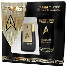 Star Trek James T. Kirk Duftset