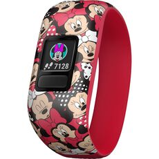 "Garmin vivofit jr. Disney Minnie Maus ""010-01909-00"", XS"