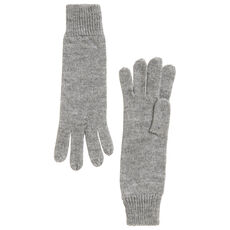 Tom Tailor Denim Accessoire Handschuhe in Melange-Optik, light silver grey