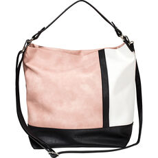 Sina Jo Damen Hobo Colour Block