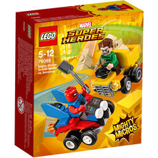 LEGO® Marvel Super Heroes 76089 Mighty Micros: Scarlet Spider vs. Sandman