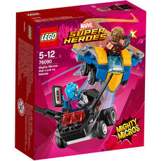 LEGO® Marvel Super Heroes 76090 Mighty Micros: Star-Lord vs. Nebula
