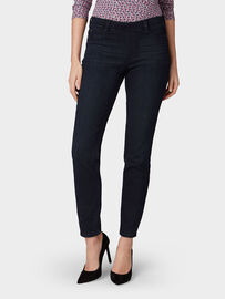 Bonita Moderne Jeggings, rinsed blue denim1