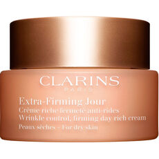 Clarins Extra-Firming Jour Peaux sèches, Anti-Aging Tagescreme, 50 ml
