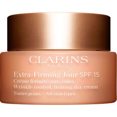 Clarins Extra-Firming Jour SPF 15 Toutes peaux, Anti-Aging Tagescreme, 50 ml