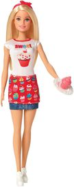 Mattel Barbie FHP65 ''Cooking & Baking'' Puppe