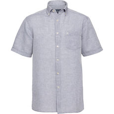 A.W. Dunmore Herren Freizeithemd, 1/2-Arm, Button-Down, Regular Fit