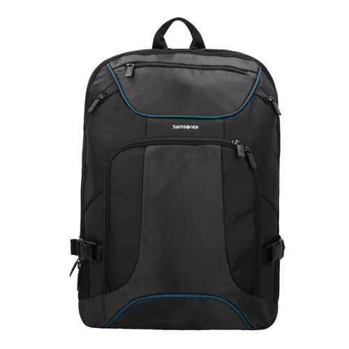 Samsonite Kleur Business Rucksack 48 cm Laptopfach, black anthracite | Taschen > Businesstaschen > Business Rucksäcke | Samsonite