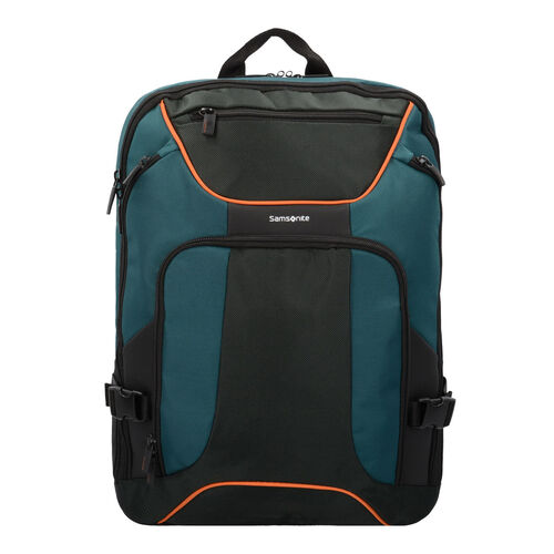 Samsonite Kleur Business Rucksack 48 cm Laptopfach, green dark green | Taschen > Businesstaschen > Business Rucksäcke | Samsonite