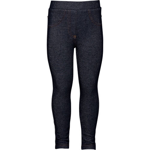 Kids and Friends Mädchen Thermoleggings, marine, 92 | Sportbekleidung > Funktionswäsche > Thermoleggings | Jeans | Kids and Friends