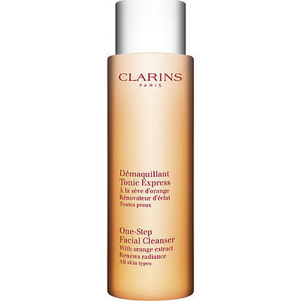 Clarins Démaquillant Tonic Express, 2 in 1 Gesichtslotion, 200 ml