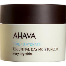 Ahava Essential Day Moisturizer, Gesichtscreme, 50 ml
