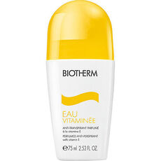 Biotherm Eau Vitaminée, Deodorant Roll-On, 75 ml