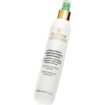 Collistar Super-Moisturizing Toning Hydro-Spray, Feuchtigkeit-Körperspray, 200 ml