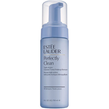 Estée Lauder Perfectly Clean Triple-Action Cleanser/Toner/ Makeup Remover, 150 ml