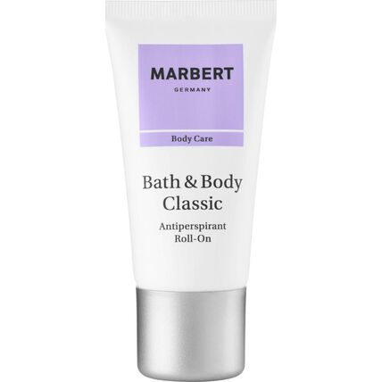 Marbert Bath & Body Classic, Deodorant Roll-On, 50 ml