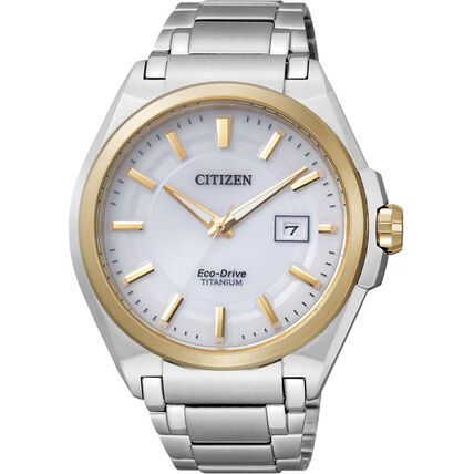 "Citizen Herrenuhr Super Titanium ""BM6935-53A"""