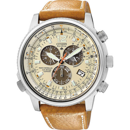 "Citizen Herren Eco-Drive Funk Chronograph Promaster Sky ""AS4020-44B"""