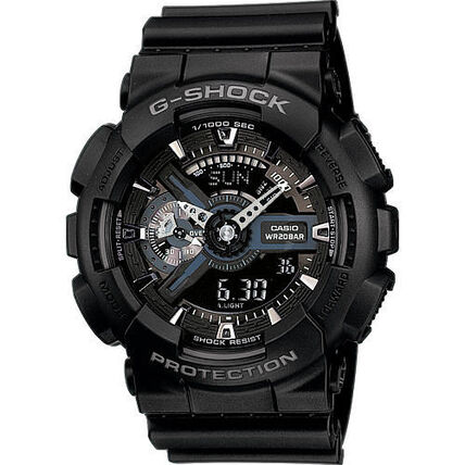 "Casio Herrenuhr G-Shock ""GA-110-1BER """