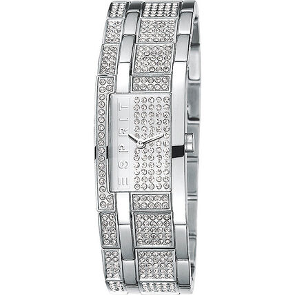"Esprit Damenuhr Silver Houston ""ES000EW2001"""