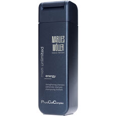 Marlies Möller men unlimited, strengthening energy shampoo, 200 ml
