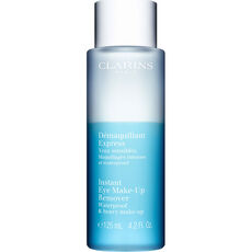 Clarins Démaquillant Express, Augenmakeup-Entferner, 125 ml