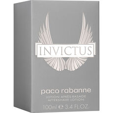Paco Rabanne Invictus, Aftershave Lotion, 100 ml