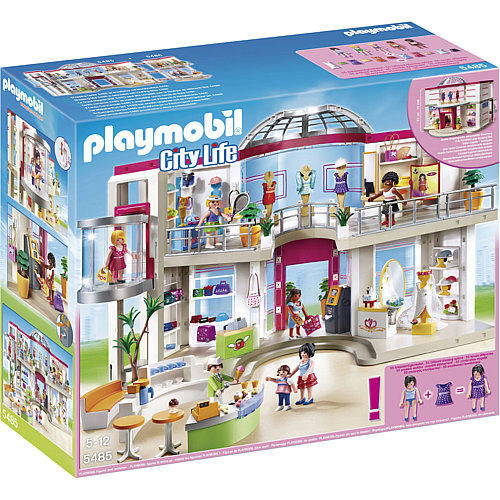 PLAYMOBIL® 5485 Shopping-Center