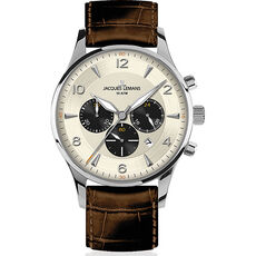 "Jacques Lemans Herren Chronograph London""1-1654E"""