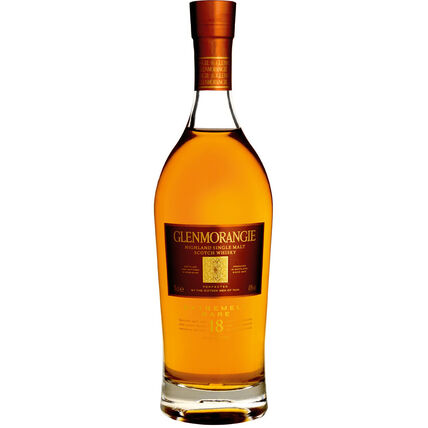 Glenmorangie 18 Years Old 43% vol.