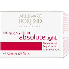 Annemarie Börlind System Absolute Tag light, Tagescreme, 50 ml