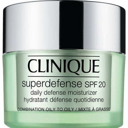 Clinique Superdefense SPF 20 Daily Defense Moisturizer Hauttyp 3/4
