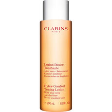 Clarins Lotion Douce Tonifiante, Reinigungslotion, 200 ml