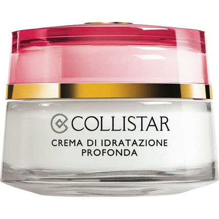 Collistar Deep Moisturizing Cream, Gesichtscreme, 50 ml