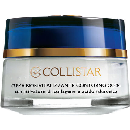 Collistar Biorevitalizing Eye Contour Cream, Augencreme, 15 ml