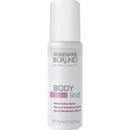 Annemarie Börlind BODY lind Natural Deo Spray, 75 ml