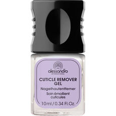 Alessandro Cuticle Remover Gel, Nagelhautentferner, 10 ml