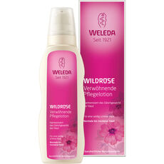 Weleda Wildrose, Körperlotion, 200 ml