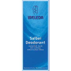 Weleda Salbei, Deodorant Spray, 100 ml