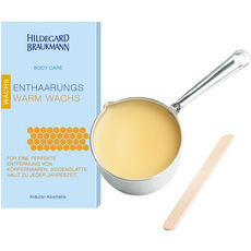 Hildegard Braukmann Body Care, Enthaarungs Warm Wachs, 60 g