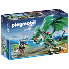 PLAYMOBIL® Knights Großer Burgdrache  6003