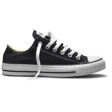 Converse All Star Damen Sneaker Chuck Taylor Low, schwarz